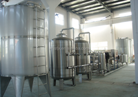 10T/50TPure Water Treatment Equipment