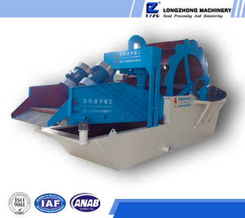 LZZG recent developed coal washing machine with recycling system