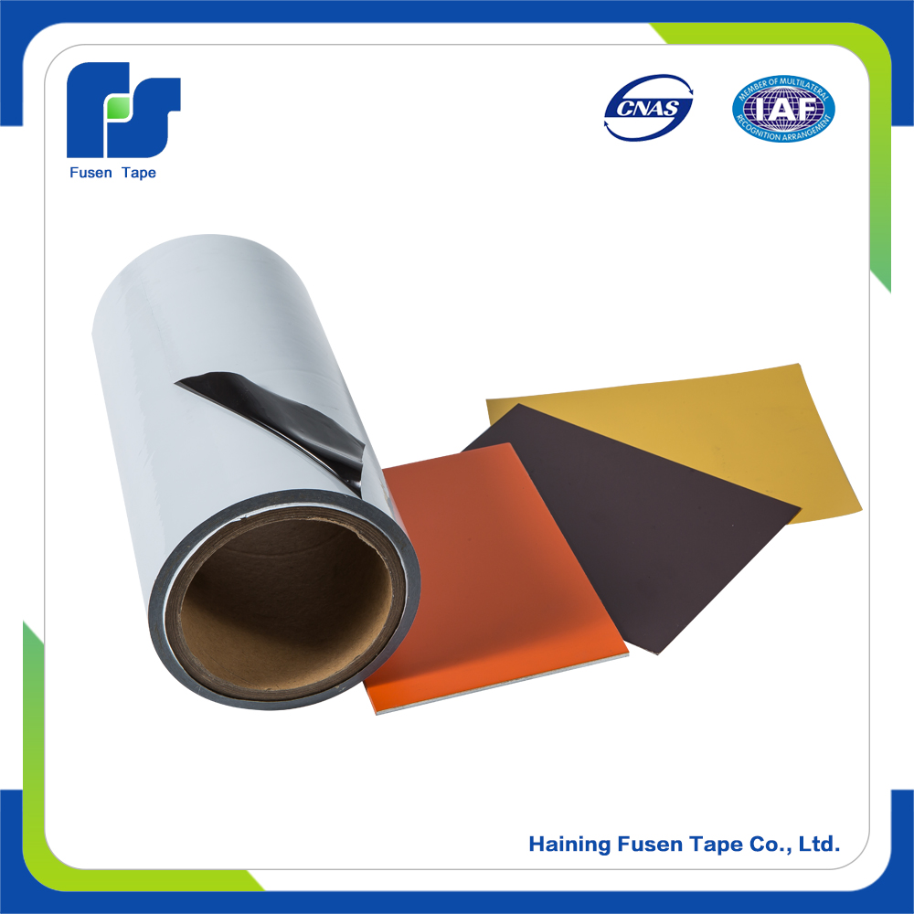 Reliable quality stainless surface aluminum plate wrap plastic film