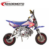 Monster Green 4 Stroke Semi Automatic 110CC 125CC 150CC Dirt Bike
