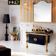 2018 Wholesale China Products 40 Inch modern stainless steel hotel mirror cabinet Bathroom Vanity For Bedroom Furniture Sets