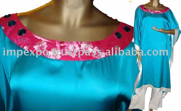 Ladies Stylish & Boutique Style Kaftan Suits (Item No.IMPEXPOLADIESKAFTAN101)