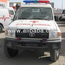 Toyota LAND CRUISER 78 AMBULANCE HARDTOP 4X4 NEW For EXPORT