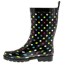 Hot selling sex ladies insulated rubber rain boots manufacturer
