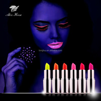 Sexy magic led lipstick nightclub stage bar 3m noctilucence lipstick