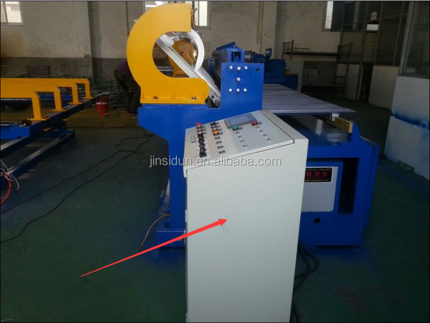 JSD-2000 Wire Mesh Fence Welding Machine