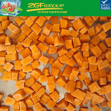 IQF frozen diced orange sweet potato