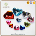 China Wholesale New Style DIY Heart-Shape Resin Diamond