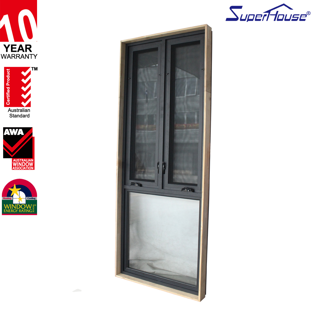AS2047 concrete window and door frame aluminum window doors for building design