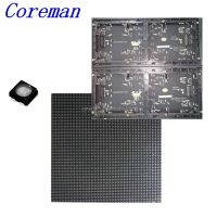 64X32 64X64 rgb color p2.5 indoor full color led module 1 32 scan smd 2121 3in1 outdoor slim cabinet p2 p3 p4 p5 led screen