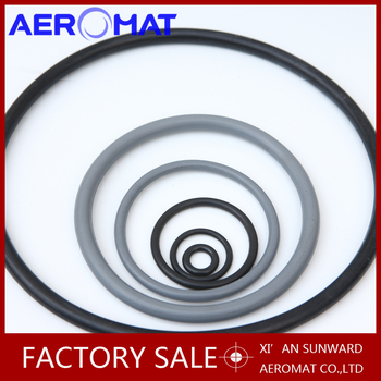 Silicone Pressure o-ring, pressure cooker silicone rubber seal ring Made in Aeromat