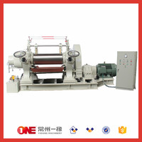 Open Rubber machine Two Roll Mixing Mill