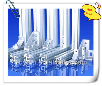 High Quality Aluminum Industrial Profile