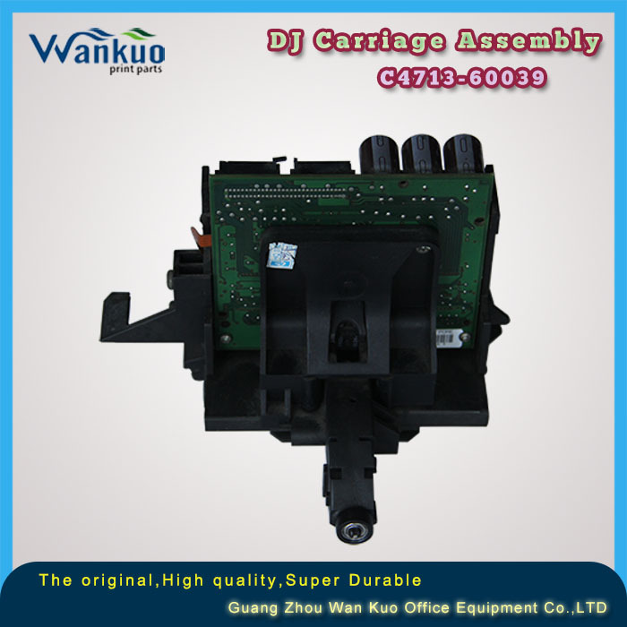 Original Printhead carriage assembly/printer carriage/plotter parts for HP DesignJet 430 450 5 488 C4713-60039