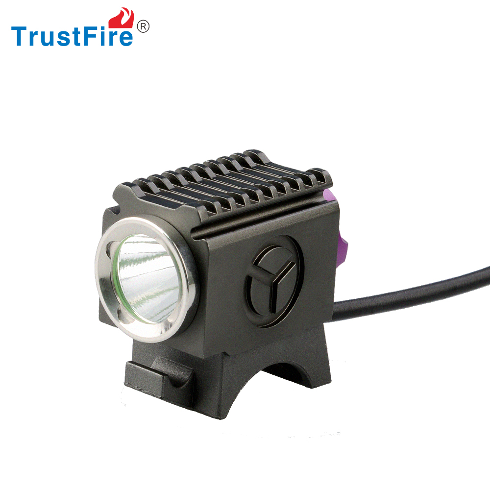 TrustFire factory wholesale D001 mountain bicycle <strong>led</strong> 600lm <strong>led</strong> flashlight/bike light