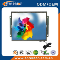 Industrial monitor 19 inch LCD monitors for kiosk