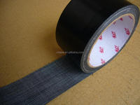 Free Sample cloth Gaffer tape for duct wrapping and bonding