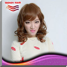 Korean Original Fiber Hair Wig XF-048