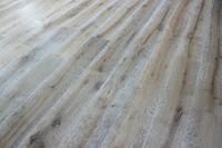 CARB2 Certified,Smoked&Brushed,UV lacquer,Oak 3-ply engineered Wood Flooring