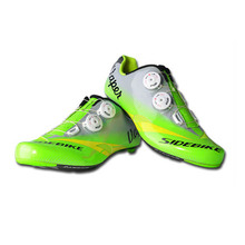 2016 Hot Sale shoes road cycling sports ventilation 3D fiber Carbon cycling shoes road bike shoes
