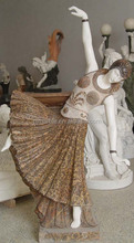 Best price well polished dancing western young girls marble statues/sculptures