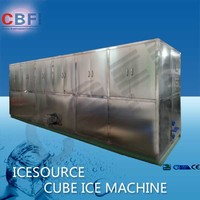 Mini Cube Ice Maker for Bars , Hotels