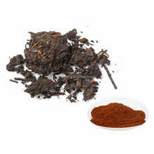 factory Supply nature Pu er tea powder extract , 100% Natural Instant Pu 'er Tea Powder for beverage