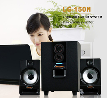 Very popular professional multimedia player surround 2.1speaker for computer