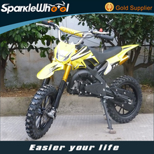 Popular 2 Stroke 50cc Mini Dirt Bike for Kids, Wholesale 49cc Dirt Bike for Sale Cheap