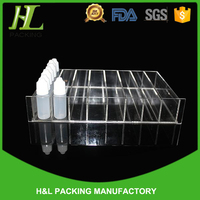 high quality plastic e liquid bottle rack for 10ml