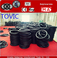 Korea TOVIC custom size TR4 butyl motorcycle tire inner tube12