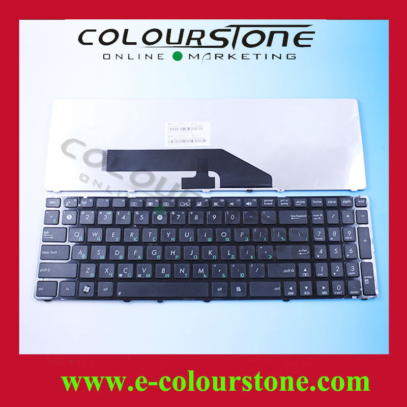For Asus Replacement Laptop Keyboard US Layout With frame
