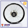 Motorcycle parts designed aluminum alloy wheel , 72 spokes motorcycle wheel rims