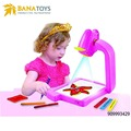 3in1 Educational painting toy projector