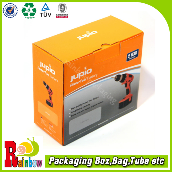 corrugated board electronics products packaging box full color printing