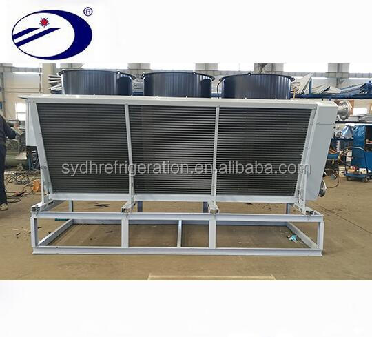 best price Dahua Refrigeration factory Single type Air cooled condenser