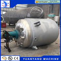 Top grade professional pharmaceutical 2000L high quality chemical reactor