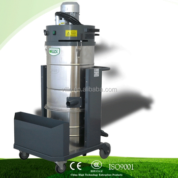 Dust removing machine portable vacuum cleaner