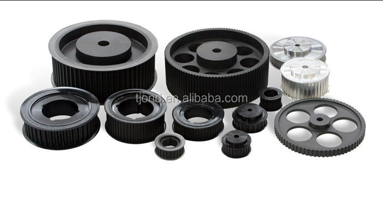 Factory Direct Sale Different Types Of Timing Pulleys