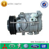 Auto air conditioning parts 447170-8140 compressor for TOYOTA CAMRY 135mm PV7 12V