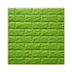 IENTE Embossing Printing Wallpanels For House Decor Vinyl 3D Foam Wall Paper