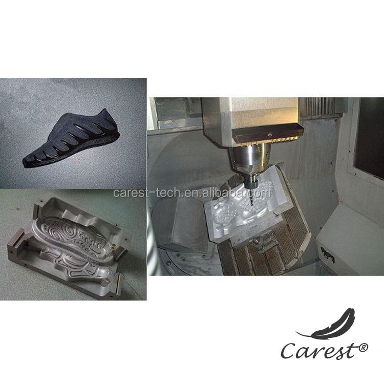silicon rubber mold for shoe sole supplier