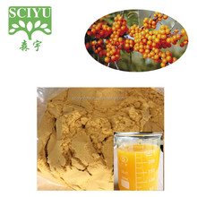 Korea Market of Seabuckthorn Powder Sea buckthorn Fruit Powder