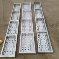 scaffolding system metal clamp