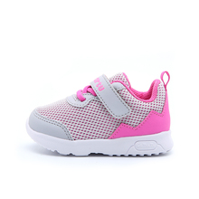 breathable baby shoes with sandwich mesh fabric