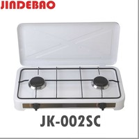 JK-002SC 2 Burner Euro Gas Stove make in china gas stove