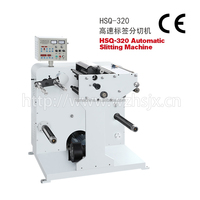 HSQ-320 high quality Slitting Machine for Adhesive Tape, Paper And Film