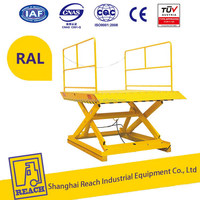 Super quality hot price fixed platform lifter