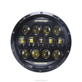 7 inches Best Chip 75W led headlights for jeep wranger jk