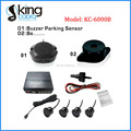 Automatic Universal Smart Parking System for Car